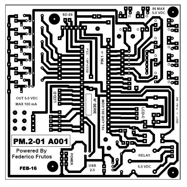2D-PCB